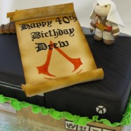 XBOX / Assassin's Creed cake