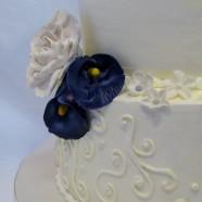 Wedding cakes in Muskoka