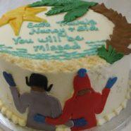 Snowbird cake