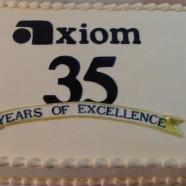 Axiom's 35th