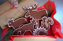 Christmas gingerbread Muskoka collection