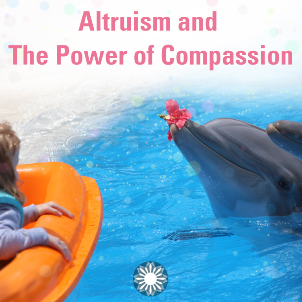 Altruism and The Power of Compassion   Expand with Julius and Xpnsion Network