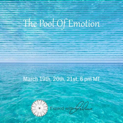 Pool Of Emotion | Expand with Julius and Xpnsion Network