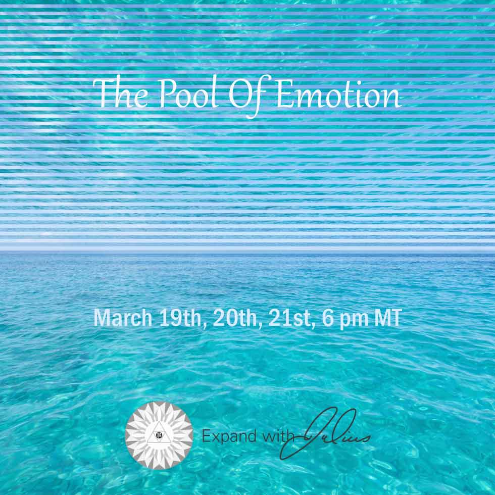 Pool Of Emotion   Expand with Julius and Xpnsion Network