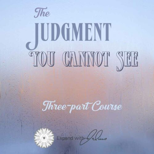The Judgment You Cannot See | Expand with Julius and Xpnsion Network
