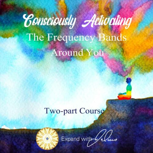 Consciously Activating the Frequency Bands Around You | Expand with Julius and Xpnsion Network