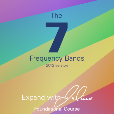 7 Frequency Bands (Foundation Class). 2012 Version | Expand with Julius and Xpnsion Network