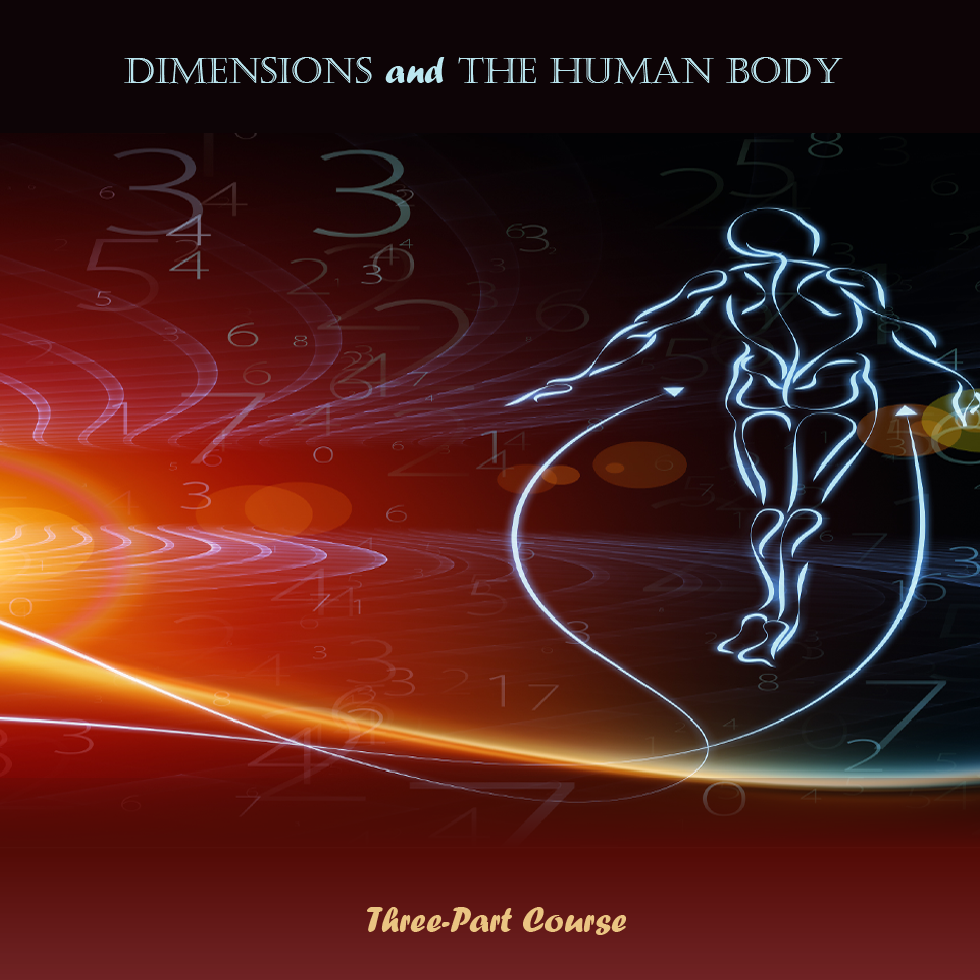Dimensions & The Human Body | Expand with Julius and Xpnsion Network