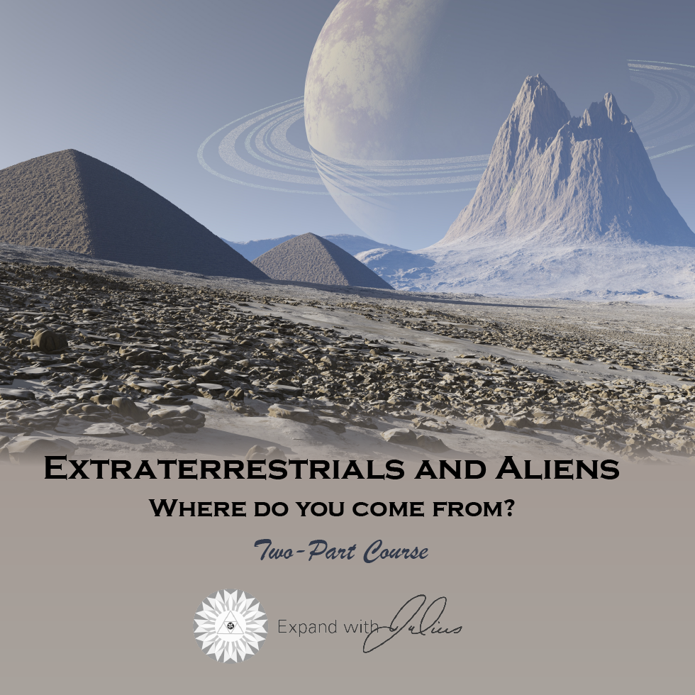 Extraterrestrials and Aliens   Expand with Julius and Xpnsion Network