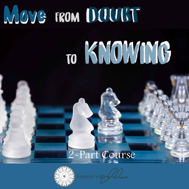 Move From Doubt To Knowing   Expand with Julius and Xpnsion Network