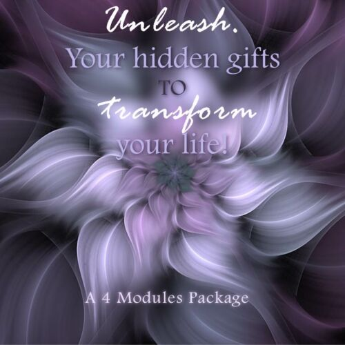 Unleash. Your hidden gifts to transform your life. | Expand with Julius and Xpnsion Network