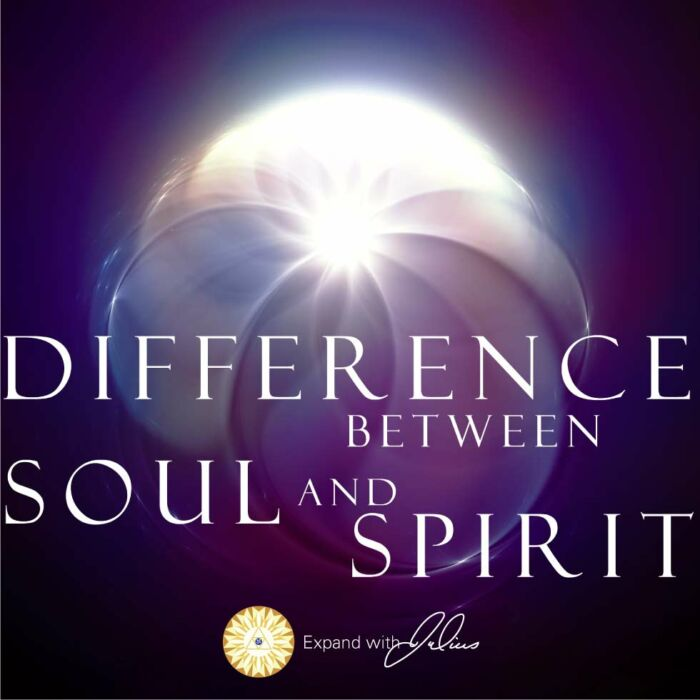 The Difference Between Soul And Spirit | Expand with Julius and Xpnsion Network