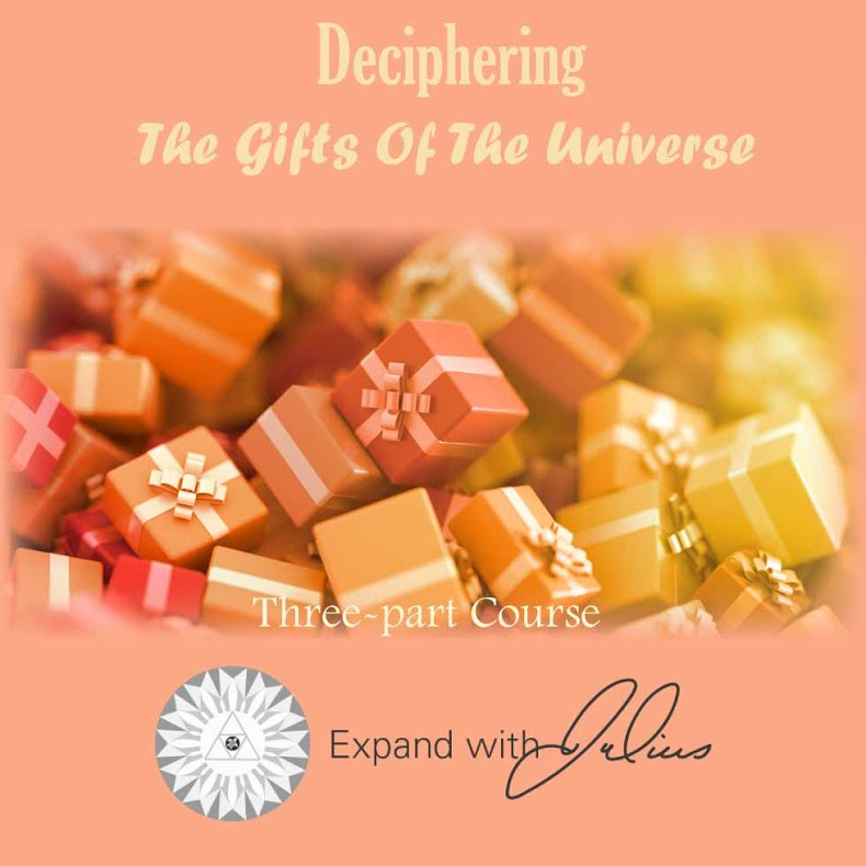 Deciphering The Gifts Of The Universe   Expand with Julius and Xpnsion Network