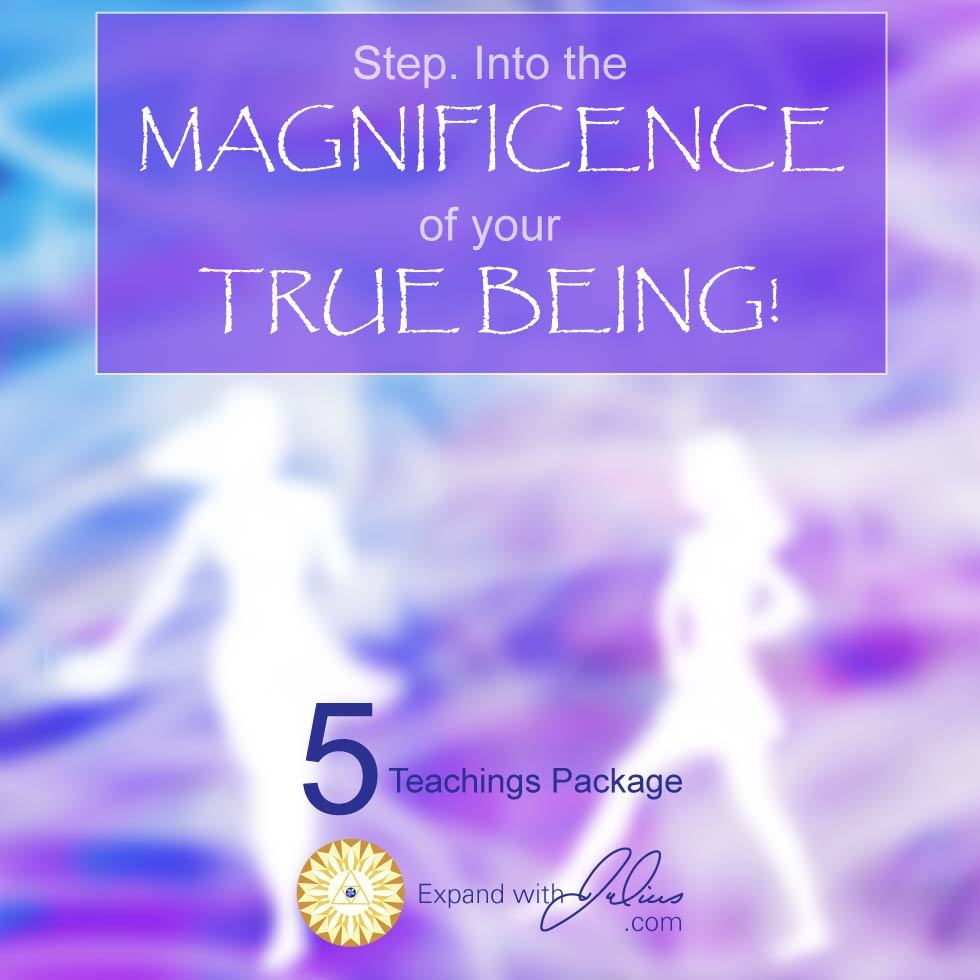 Step. Into The Magnificence of Your True Being Show Special | Expand with Julius and Xpnsion Network