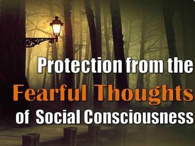 Protection From The Fearful Thoughts of Social Consciousness | Expand with Julius and Xpnsion Network