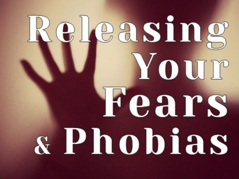 Releasing Your Fears & Phobias   Expand with Julius and Xpnsion Network