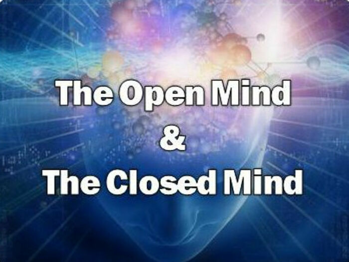 The Open Mind & The Closed Mind | Expand with Julius and Xpnsion Network
