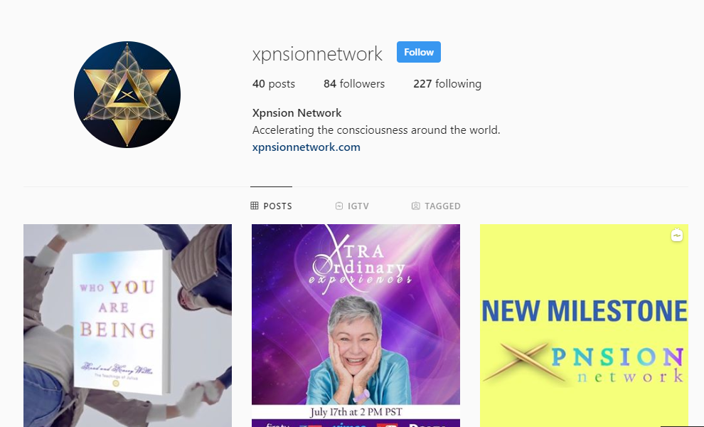 instagram xpnsion | Expand with Julius and Xpnsion Network