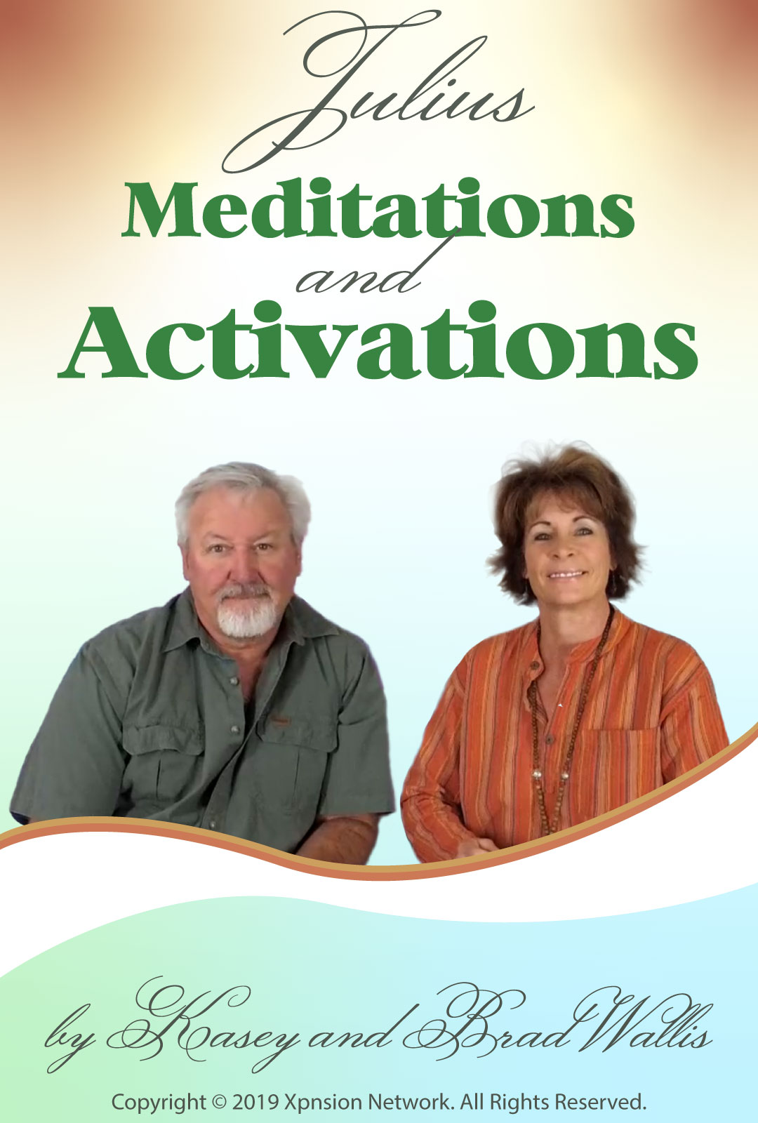 Meditations Cover | Expand with Julius and Xpnsion Network