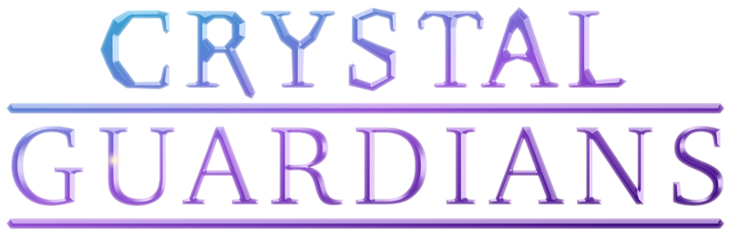Crystal Guardians Logo | Expand with Julius and Xpnsion Network