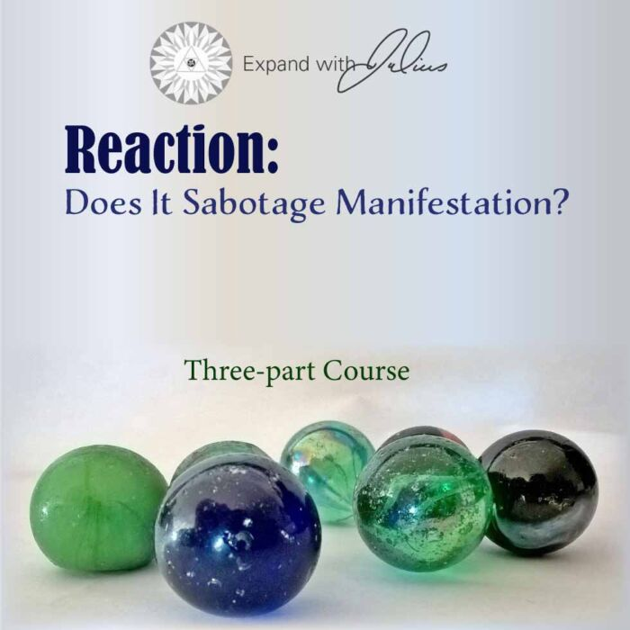 Reaction: Does It Sabotage Manifestation?