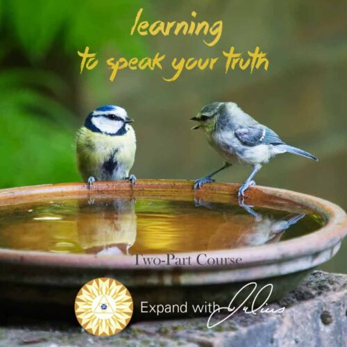 Learning to Speak Your Truth
