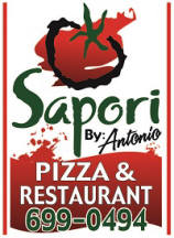 Sapori By: Antonio Pizza & Restaurant