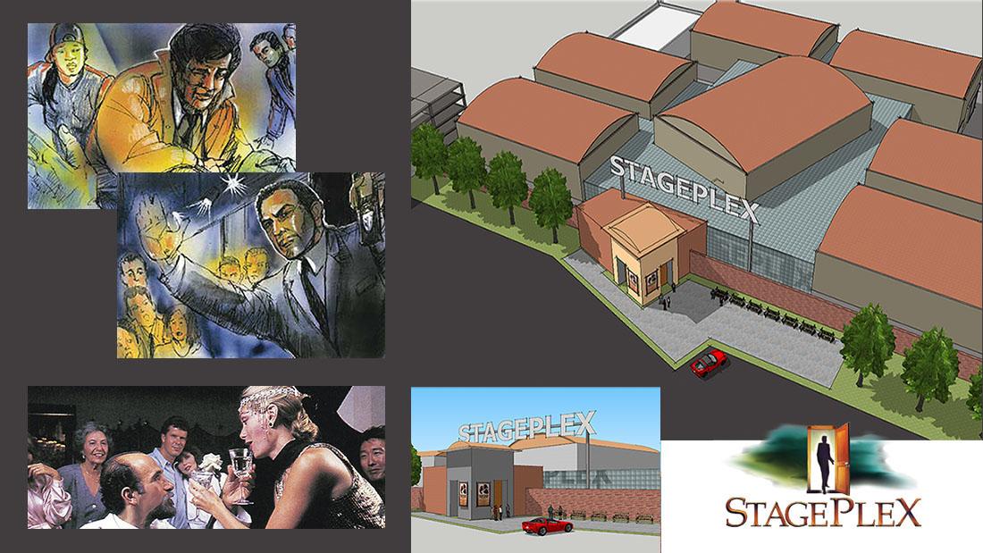 Themed Entertainment Consultants - Immersive environment designers