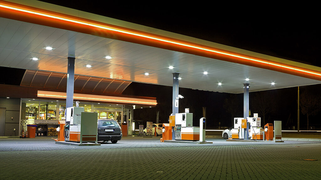 Convenience store fuel station portfolio