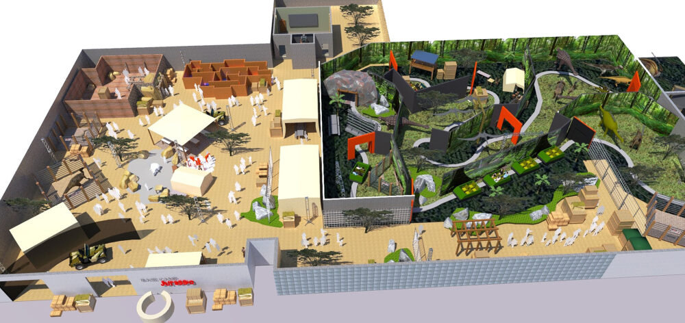 location based entertainment consultants - project experiential design consultants