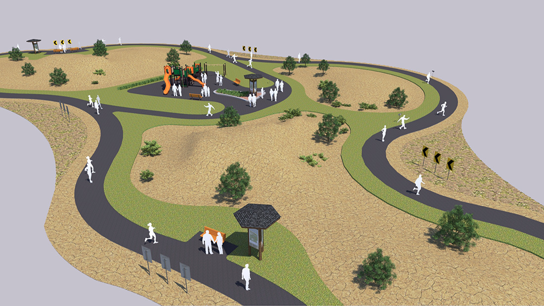 Outdoor recreation consultants and designers