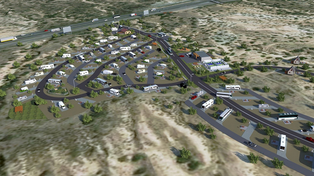 Feasibility and Due Diligence Consultants for campground project.