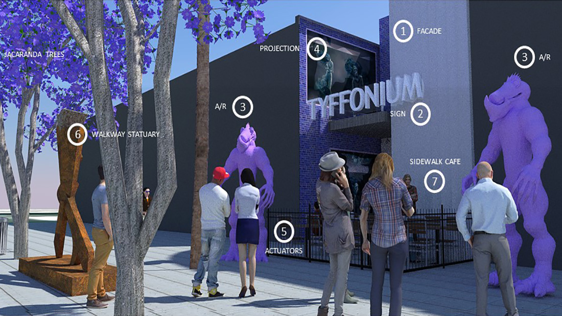 Placemaking Consultants - Location-based entertainment technology used in placemaking