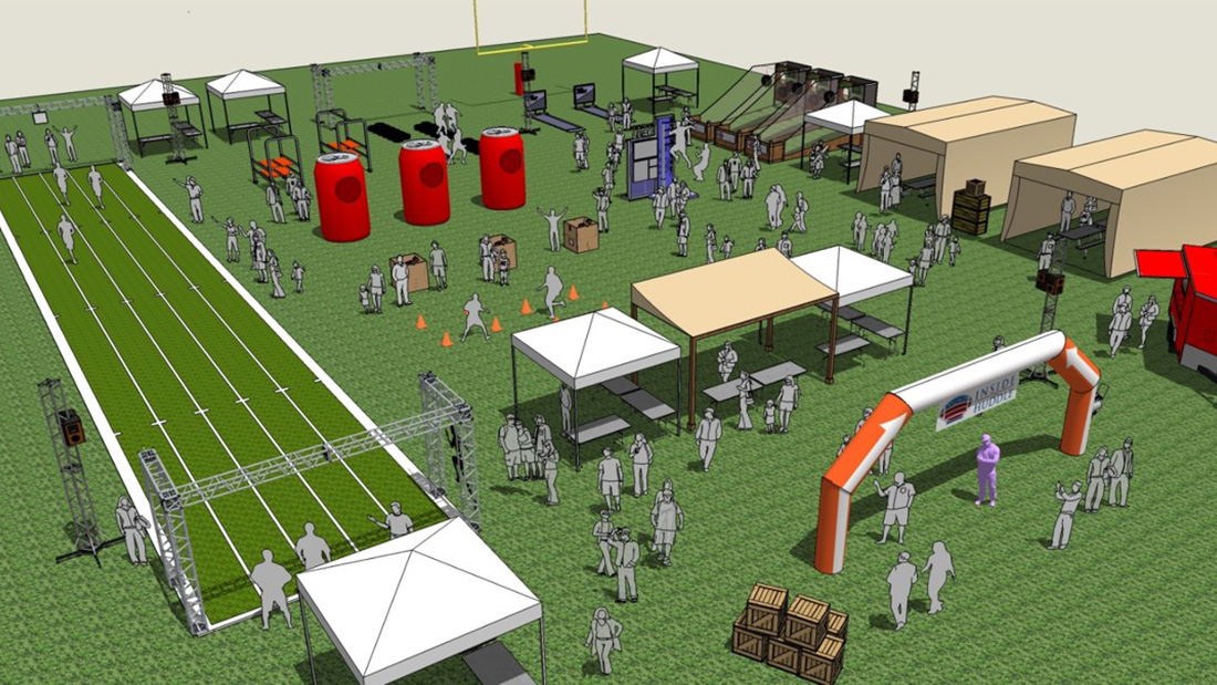 Event Design and Production - Family Entertainment Centers