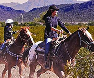 Horseback Trail Riding