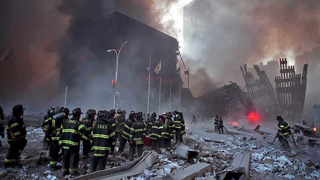 Lest We Forget; Remembering September 11, 2001