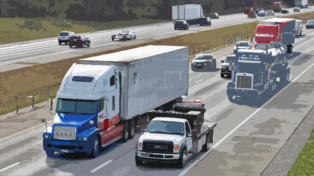 Truck Tonnage Declines in 2020