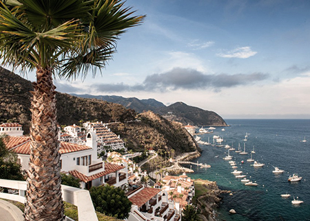 California coastal resort asset class