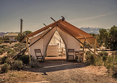 Glamping and Eco-Resorts asset class
