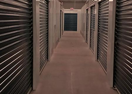 Self-Storage facilities asset class