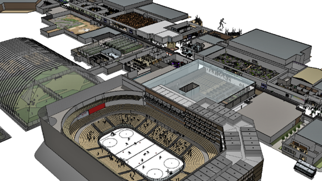 Shopping Mall Redevelopment and Re-Use projects