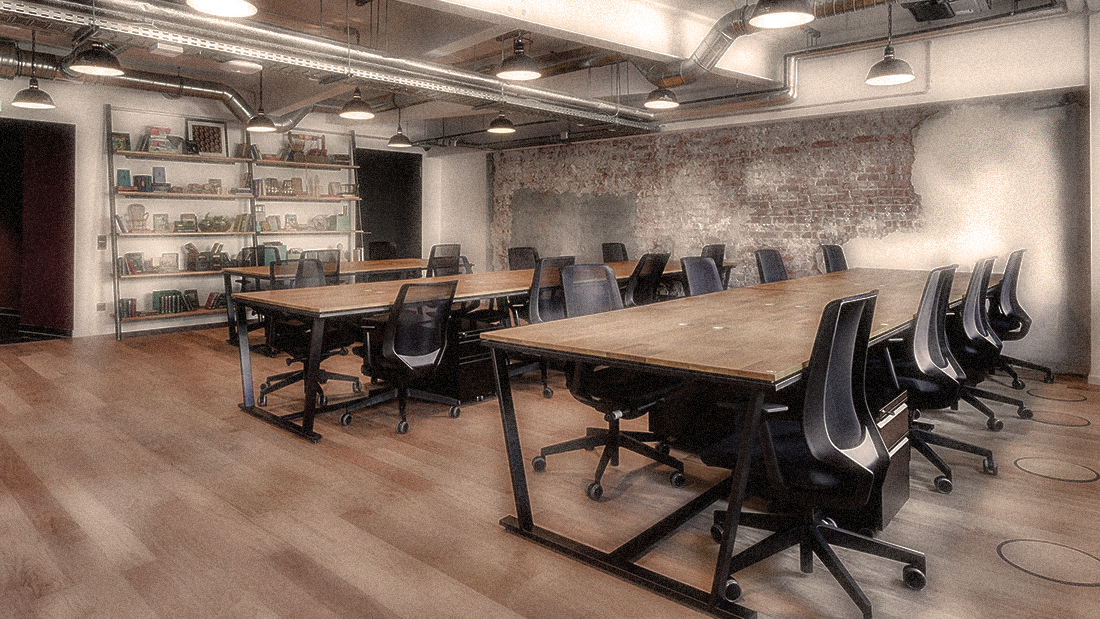 the future of co-working places and players