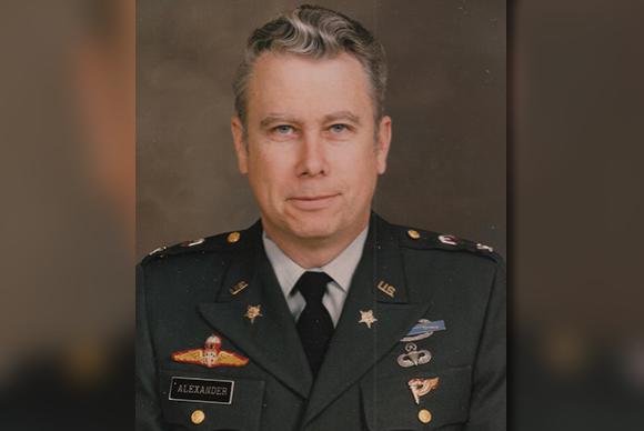 John B. Alexander, Ph.D.