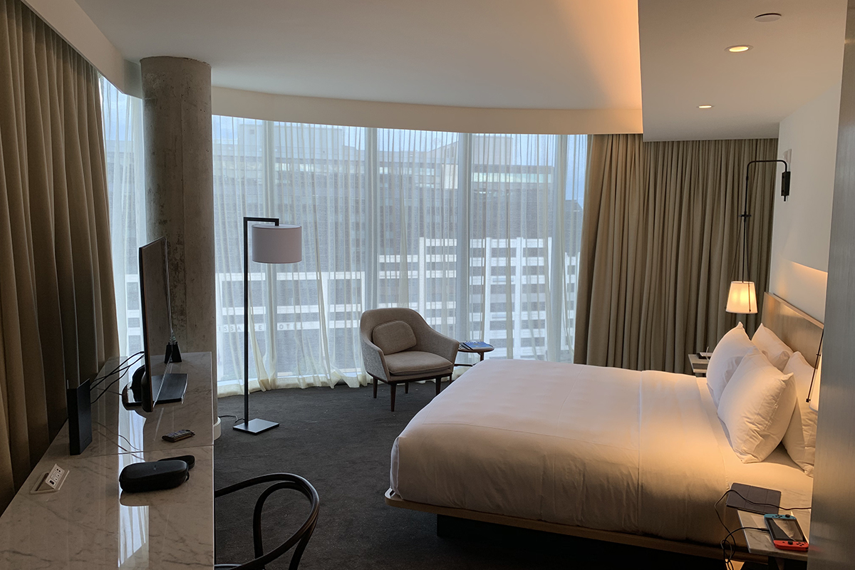 Conrad Washington DC Hotel Review
