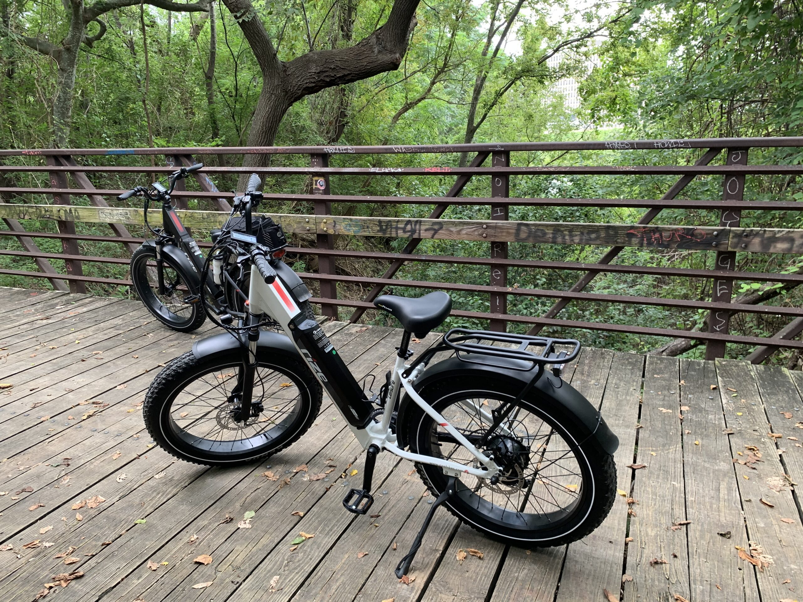 Ambushed and Robbed on Houston's Buffalo Bayou Hike-Bike Trail