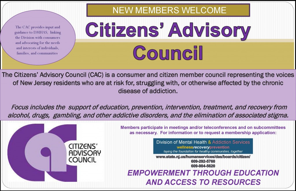 NJ Drug and Addiction Services Meetings Trenton