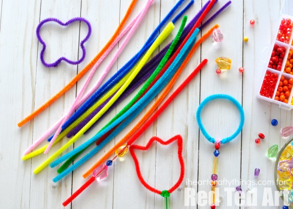 bubble wand craft