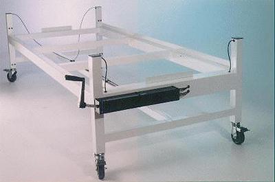 6' Hydraulic Table
