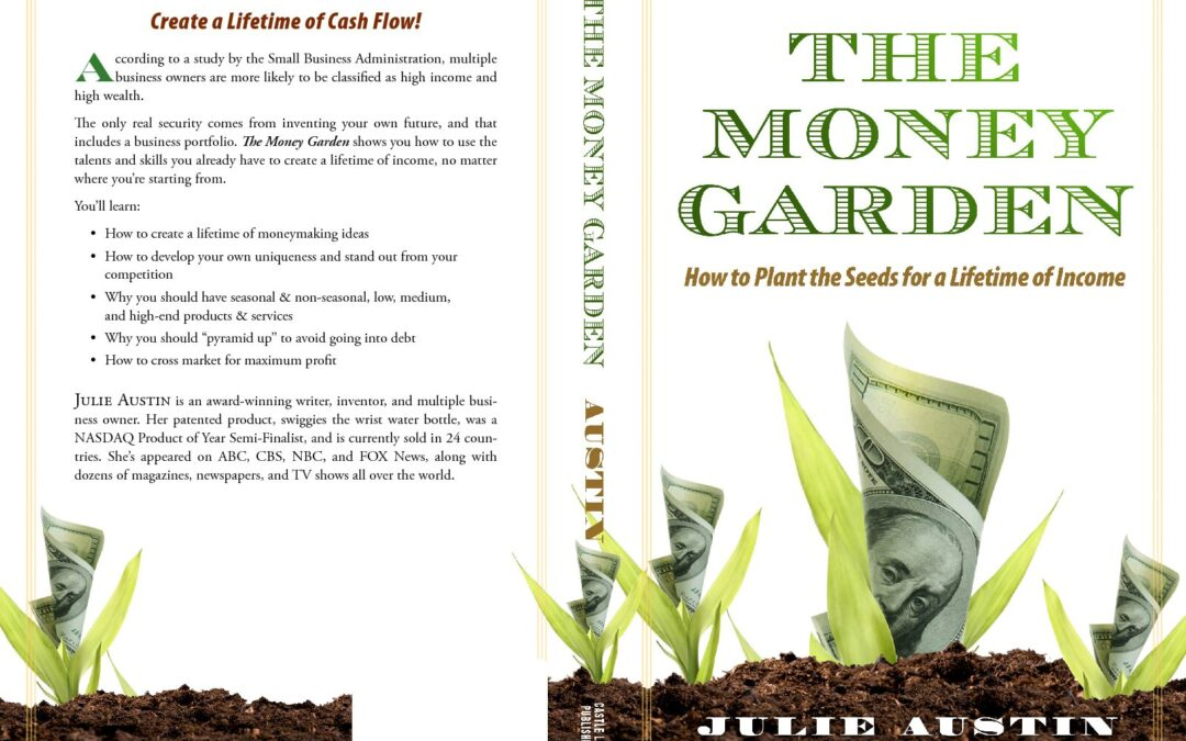 """The Money Garden"" by author Julie Austin book review"