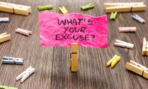 5 Excuses for Not Starting a Business and How to Overcome Them